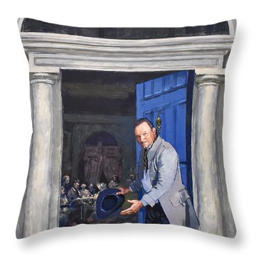 18th Century Throw Pillows