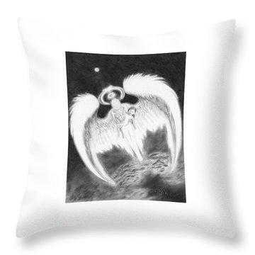 Reunited - Artwork  Throw Pillow