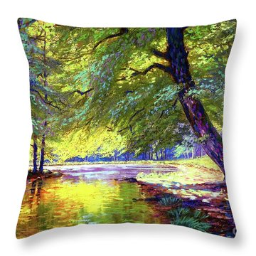 North Dakota Throw Pillows