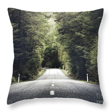 Beauty In Nature Throw Pillows