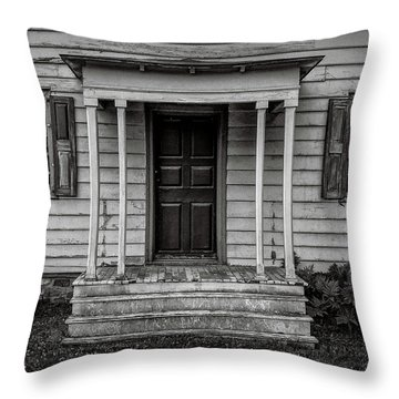 Rockingham Porch Throw Pillow