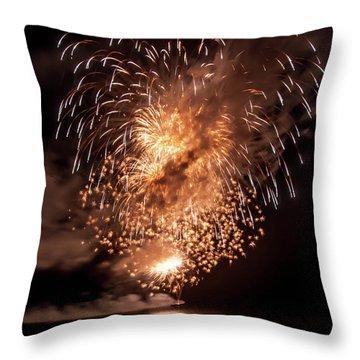 Visual Works Throw Pillows