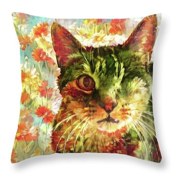 Roo My Only Sunshine Throw Pillow