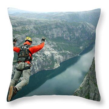 Cord Throw Pillows