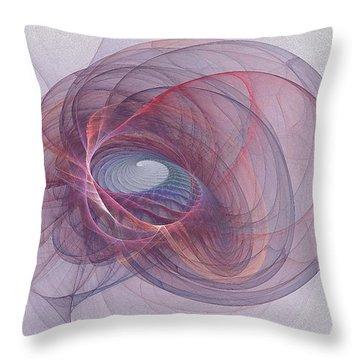 Rumba Dance Throw Pillow