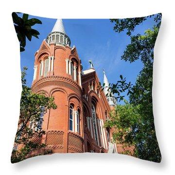 Sacred Heart Cultural Center- Augusta Ga 1 Throw Pillow