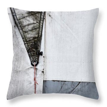 Sail Detail Throw Pillow