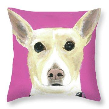 Sandy's Lulu Throw Pillow
