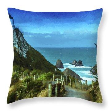 Scenic View Dwp75367530 Throw Pillow