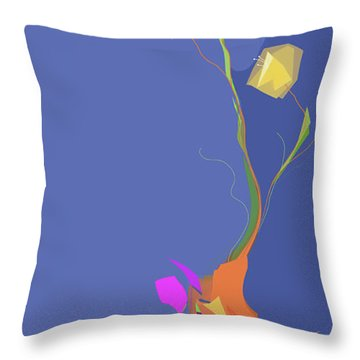 Scherzo Throw Pillow