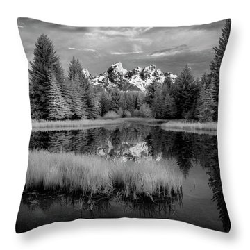 Schwabacher Dawn II Throw Pillow