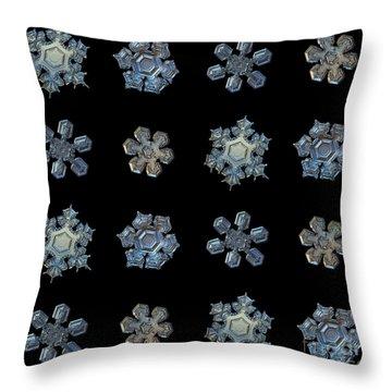 Sparkling Throw Pillows
