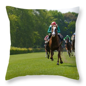 Aspiration Throw Pillows