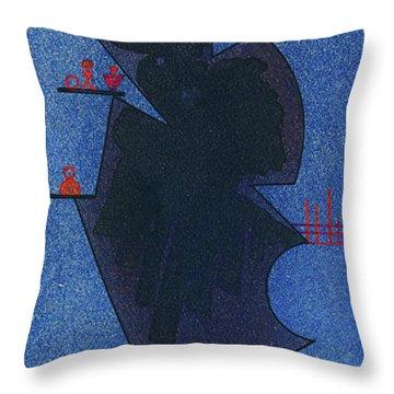 Synthesis Throw Pillows