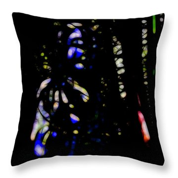 Shadow Soul Throw Pillow