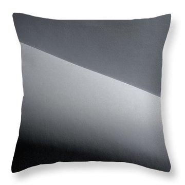 Shape I Throw Pillow