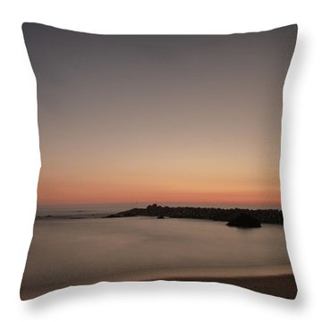 Throw Pillow featuring the photograph Silhouette by Bruno Rosa