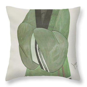 Chinese Clothing Throw Pillows