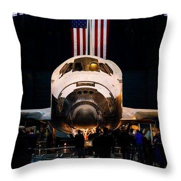 Smithsonian Discovery Throw Pillow