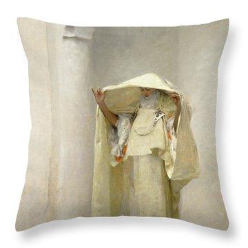Sargent Throw Pillows
