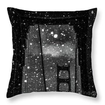 Snow Collection Set 12 Throw Pillow