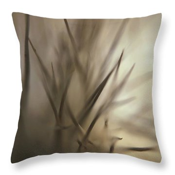 Soft And Spiky Throw Pillow