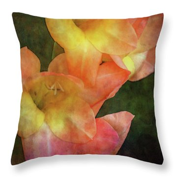 Soft Blush 2975 Idp_2 Throw Pillow