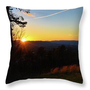 Solace And Pine Throw Pillow