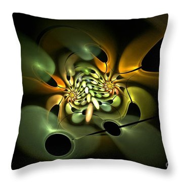 Some Assembly Required Throw Pillow