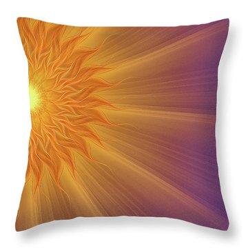 Song Of Solomon Throw Pillow