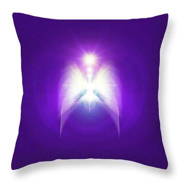 Soul Star Throw Pillow