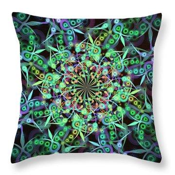Sphere Medium Throw Pillow
