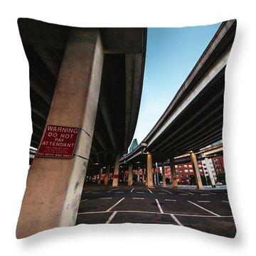 Spot 179 Throw Pillow