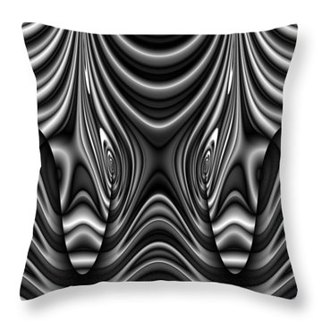 Squeasibly Throw Pillow
