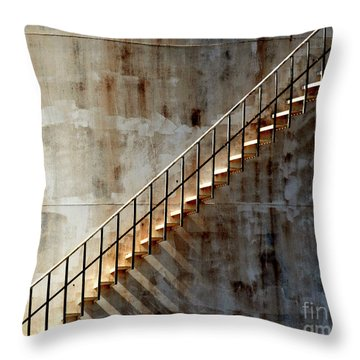 Staircase 2017 Throw Pillow