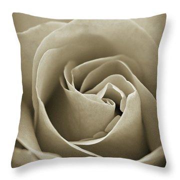 Throw Pillow featuring the photograph Standard by Michelle Wermuth