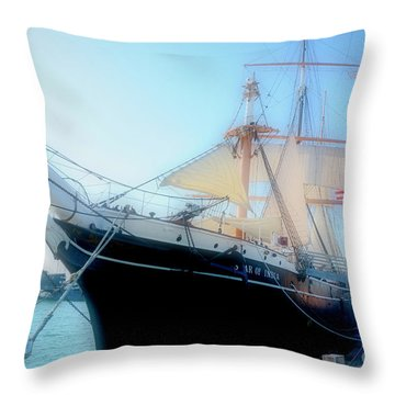 Star Of India Soft Throw Pillow