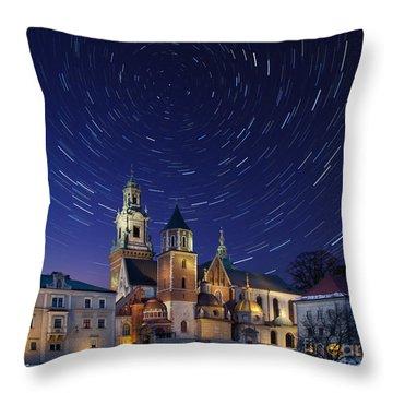 Rotation Throw Pillows