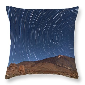 Santa Cruz Island Throw Pillows