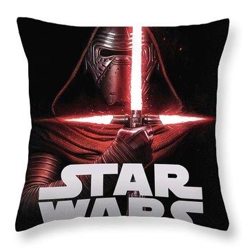 Star Wars Annual 2017 Throw Pillow