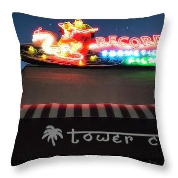 Starry Night- Throw Pillow
