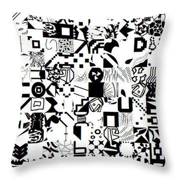 Steg1_14052019 Throw Pillow