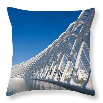 Architect Throw Pillows