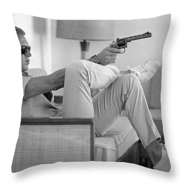 1960 Throw Pillows