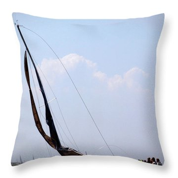 Still Better Than A Day At The Office Throw Pillow