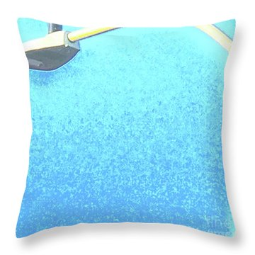 Still Time To Play Throw Pillow