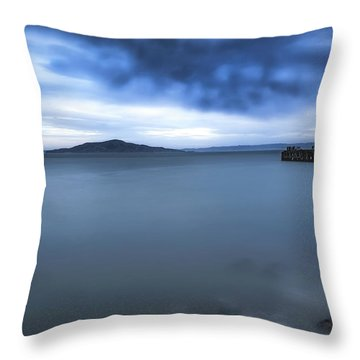 Still Waters- Throw Pillow
