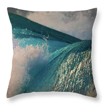 Storming Throw Pillow