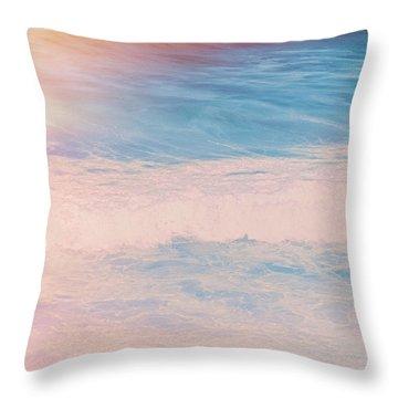 Summer Dream II Throw Pillow