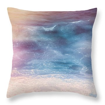 Summer Dream V Throw Pillow